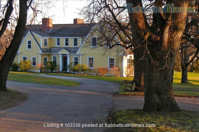 Sabbaticalhomes Home For Rent Concord Massachusetts 01742