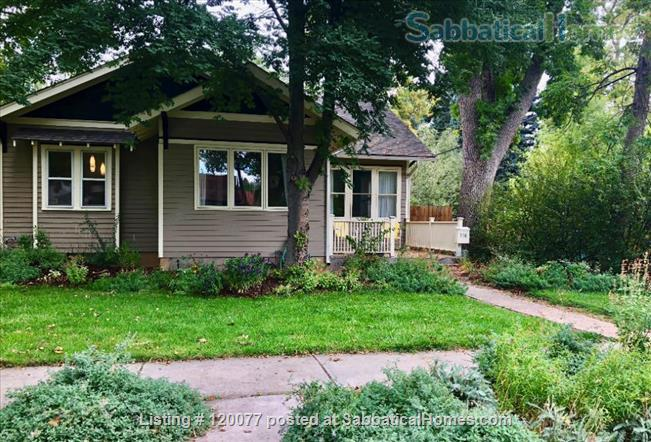 Sabbaticalhomes Home For Rent Or Home Sitting Fort Collins