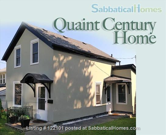 SabbaticalHomes - Home for Rent St Catharines Ontario L2T 1J8 Canada, Quaint Century Home