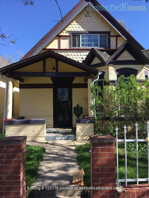 Sabbaticalhomes home for rent denver colorado 80211 united states of america charming One bedroom house for rent denver