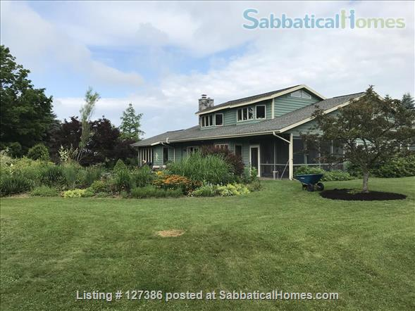 Sabbaticalhomes Home For Rent State College Pennsylvania 16801 United States Of America Modern Four Bedroom House With