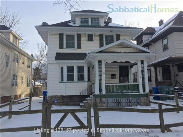 SabbaticalHomes - Home for Rent Rochester New York 14619 United States of America, Historic Home near University of
