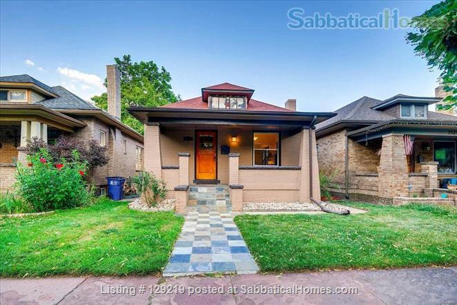 SabbaticalHomes - Home for Rent Denver Colorado 80211 United States of America, Charming Bungalow in Lower Highlands