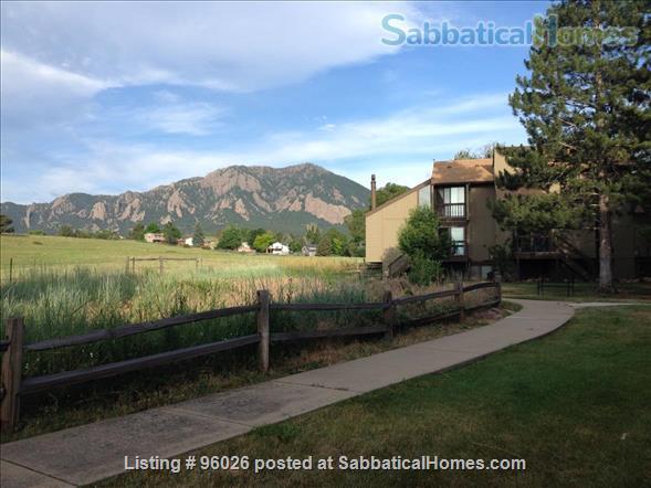 Sabbaticalhomes Home For Rent Boulder Colorado 80305