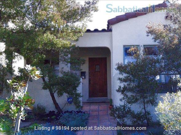 SabbaticalHomes - Home for Rent or Home Exchange / House Swap Los Angeles California 90048 United States of America, Classic West Hollywood Bungalow