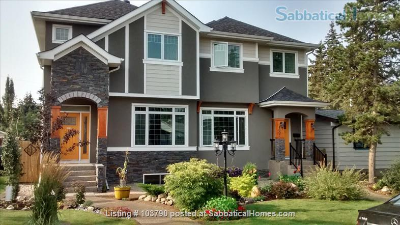 SabbaticalHomes Home for Rent Calgary Alberta T3B 0L7