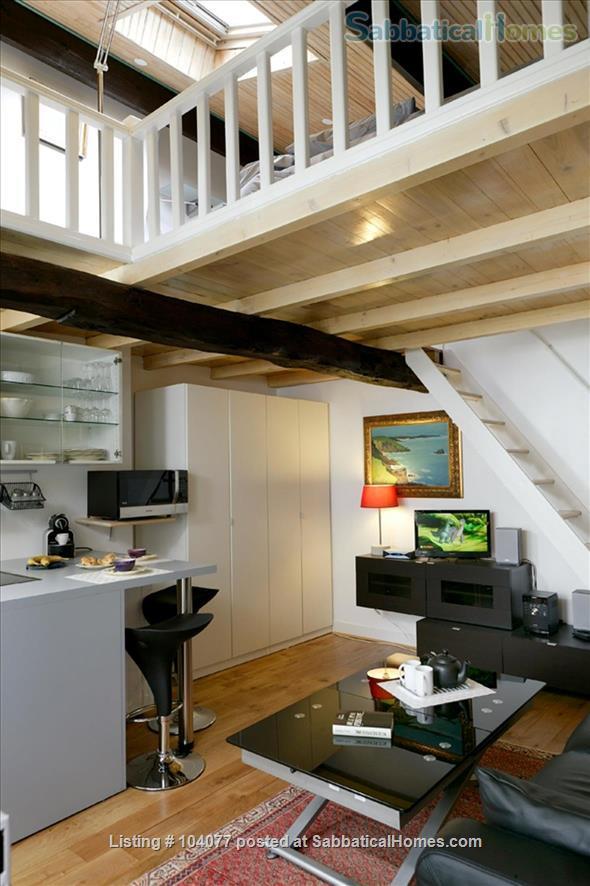 Sabbaticalhomes Home For Rent Paris 75004 France Apartment Inthe Heart Of Paris