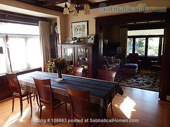 Sabbaticalhomes Home For Rent Or Home Exchange House Swap Vancouver British Columbia Canada