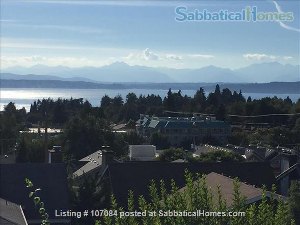 Sabbaticalhomes Com Seattle Washington United States Of