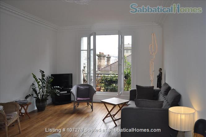 Paris France House For Rent Furnished Home Rentals Lettings And Sublets