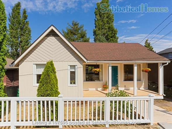 Seattle Washington United States Of America Home Exchange House For Rent