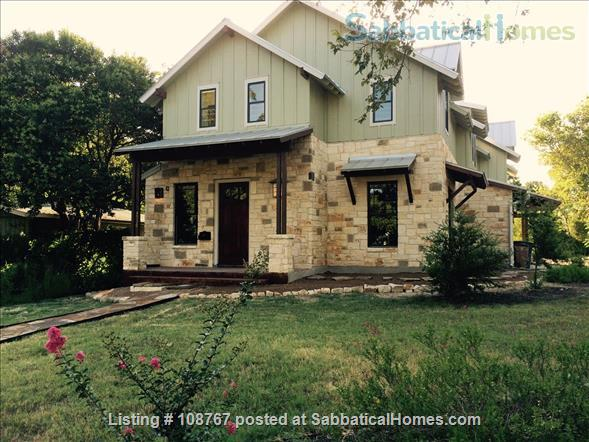 Magnificent Sabbaticalhomes Home For Rent Austin Texas 78751 United Home Interior And Landscaping Pimpapssignezvosmurscom