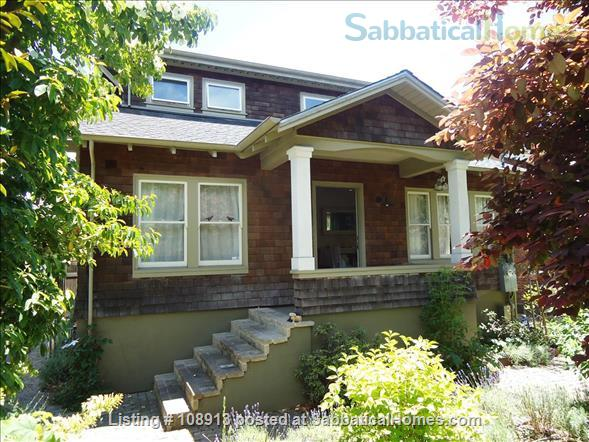 Sabbaticalhomes Home For Rent Oakland California 94618 United States Of America Charming