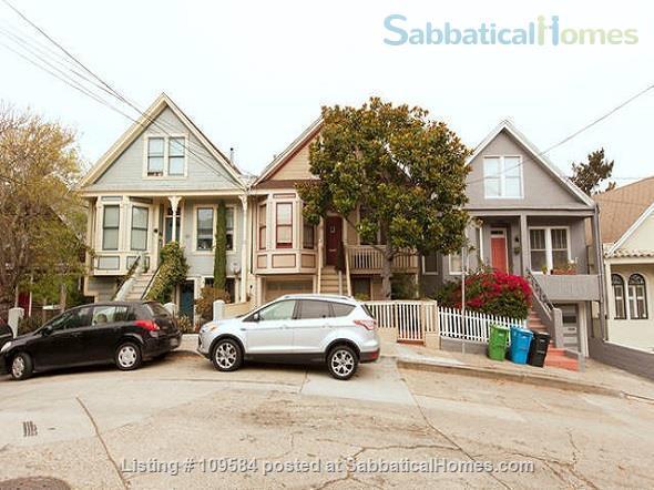SabbaticalHomes - Home for Rent San Francisco California