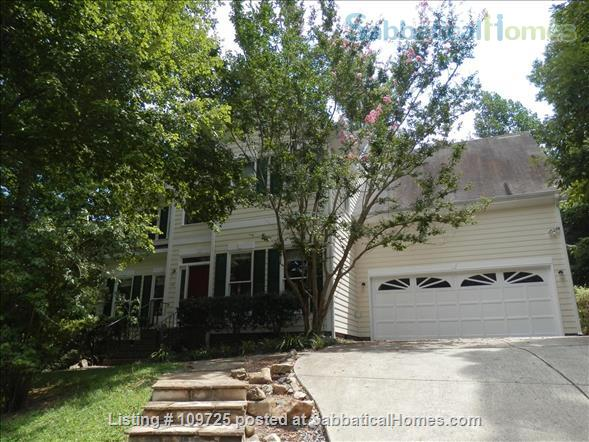 Sabbaticalhomes home for rent chapel hill north carolina for American family homes for rent