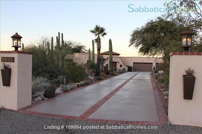 SabbaticalHomes Home For Rent Tucson Arizona 85718 United States Of America