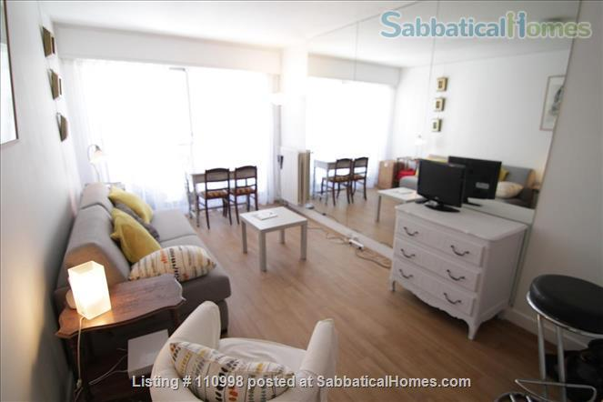 SabbaticalHomes   Home For Rent Paris 75006 France, Paris 6th. Cute Studio  Apartment.
