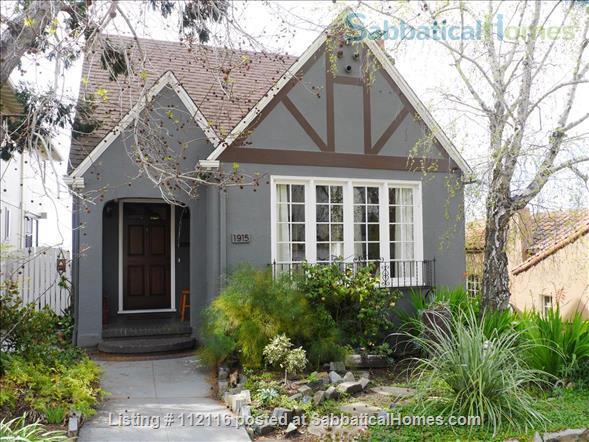 Sabbaticalhomes Home For Rent Oakland California 94602