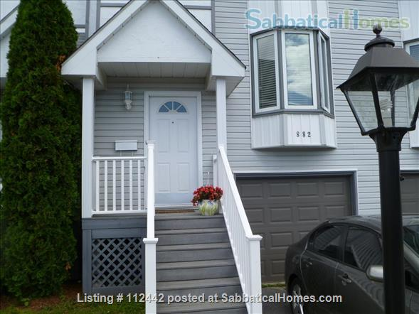 Sabbaticalhomes Home For Rent Kingston Ontario K7p 2s6 Canada West End Furnished Townhouse