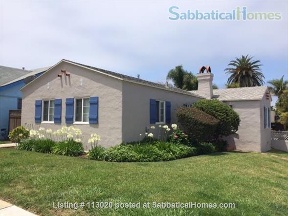 Sabbaticalhomes home for rent san diego california 92037 for Rent a house la