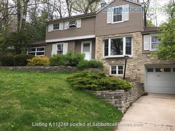 Sabbaticalhomes Home For Rent Madison Wisconsin 53705 United States Of America 3 Bedroom House In Heart