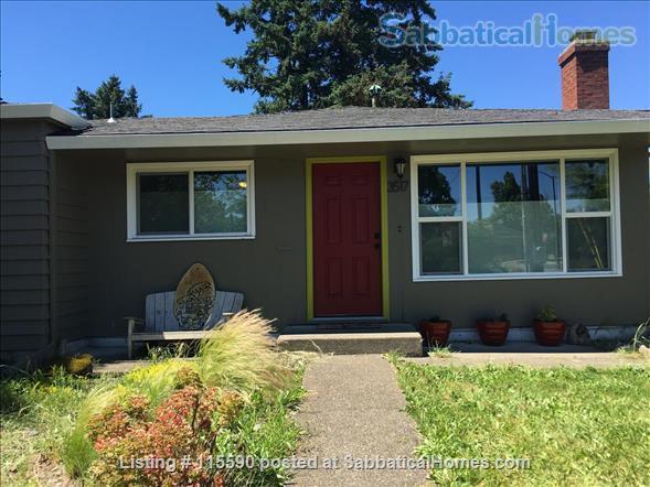 Sabbaticalhomes Home For Rent Portland Oregon 97206 United States