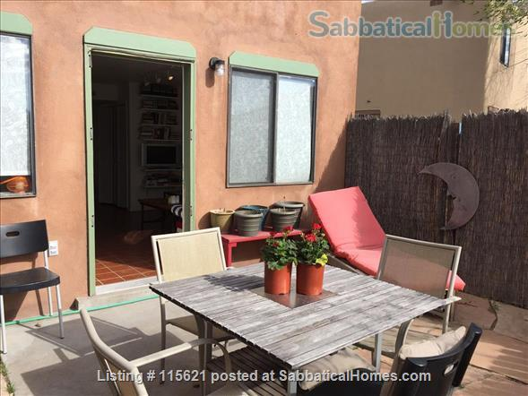#115621, Light Filled 2 Bedroom Townhouse In Central Santa Fe ...