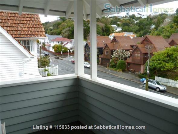 Sabbaticalhomes Home For Rent Wellington 6012 New