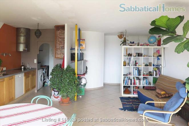 SabbaticalHomes   Home For Rent Marseille 13008 France, Marseille: 3  Bedroom Apartment With