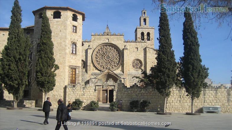 Sabbaticalhomes Com Sant Cugat Del Vall 232 S Spain Home