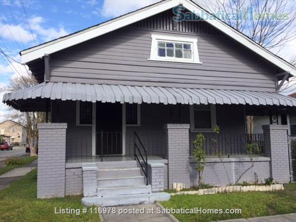 SabbaticalHomes Home For Rent New Orleans Louisiana 70119 United States Of
