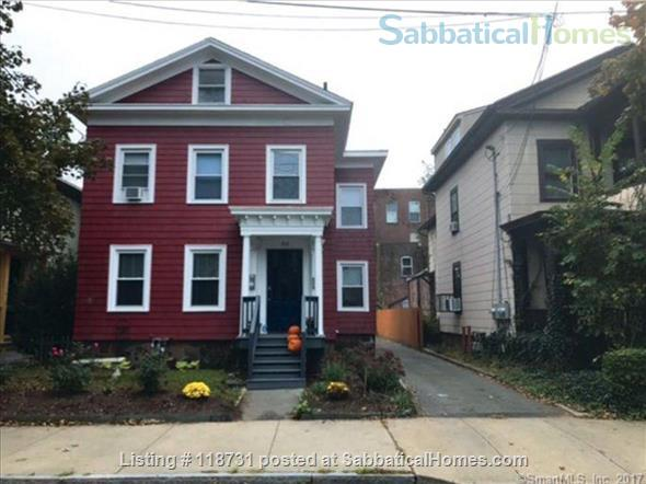 SabbaticalHomes - Home for Rent New Haven Connecticut 06511 United States of America, Wooster Square spacious 2BR gem