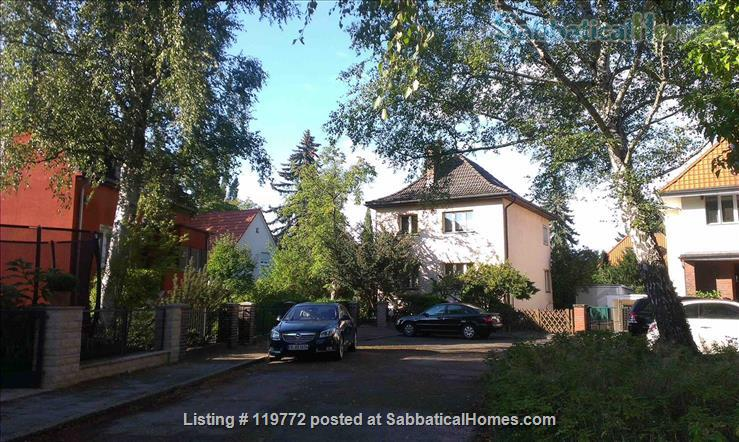 Sabbaticalhomes Home For Rent Or Home Exchange House Swap Berlin 14169 Germany Sunny House