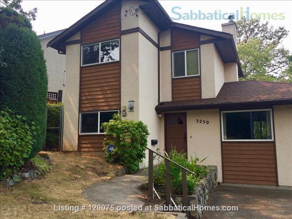 Sabbaticalhomes Home For Rent Victoria British Columbia