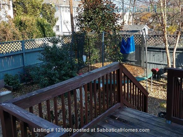 Sabbaticalhomes home for rent washington district of for American family homes for rent