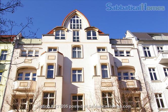 berlin germany home exchange house. Black Bedroom Furniture Sets. Home Design Ideas