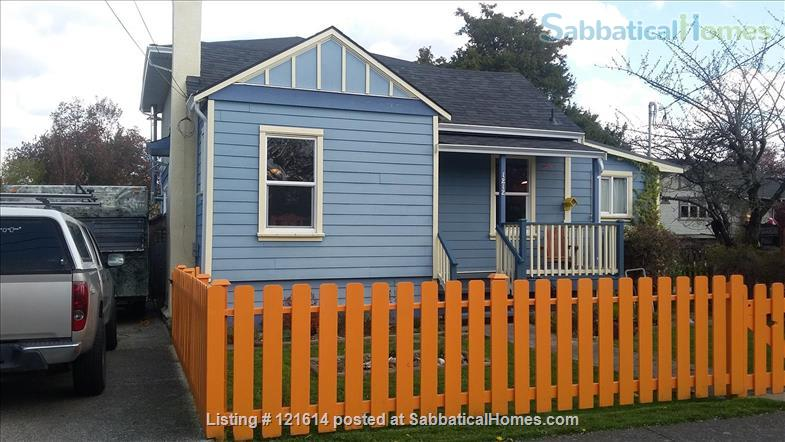 Sabbaticalhomes Home For Rent Victoria British Columbia V9a 5k Bedroom House Near Saxe