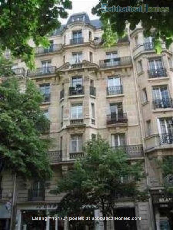 Sabbaticalhomes Home For Rent Paris 75007 France Eiffel Studio