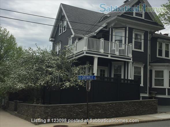 SabbaticalHomes com - Somerville Massachusetts United States