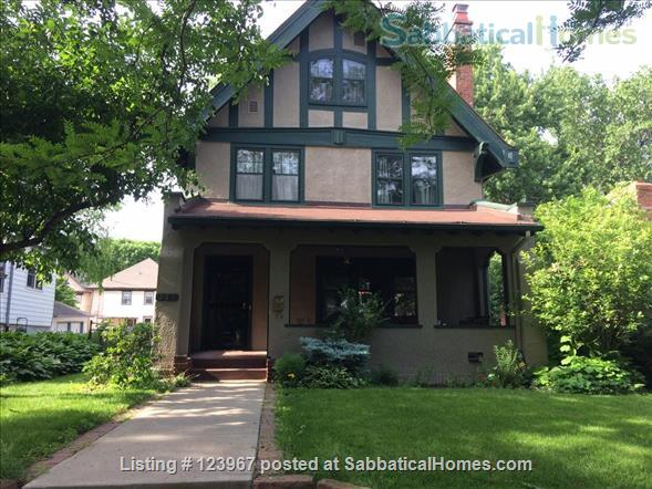 SabbaticalHomes - Home for Rent or Home Exchange / House Swap St Paul Minnesota 55104 United States of America, Sabbatical Home in Saint Paul,