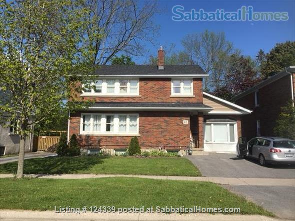 Sabbaticalhomes Home For Rent Kingston Ontario Canada Comfortable Family Home