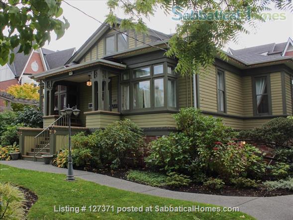 SabbaticalHomes com - Victoria Canada House for Rent