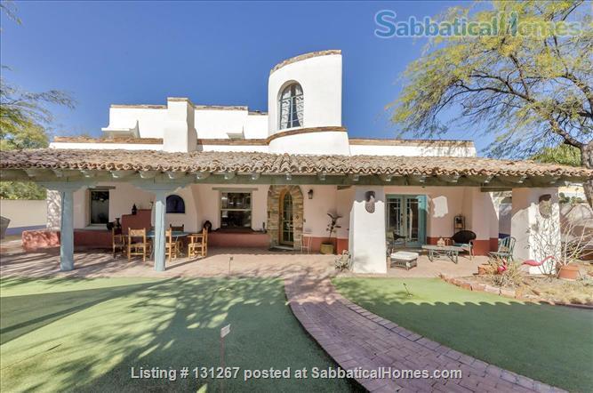 Brilliant Sabbaticalhomes Com Tucson Arizona United States Of Download Free Architecture Designs Jebrpmadebymaigaardcom