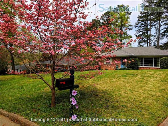 Sabbaticalhomes Com Atlanta United States Of America House