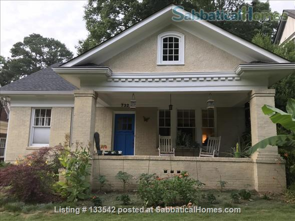 SabbaticalHomes com - Atlanta Georgia United States of