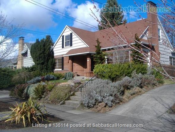 Sabbaticalhomes Com Portland Oregon United States Of America House For Rent Furnished Home Rentals Lettings And Sublets Portland
