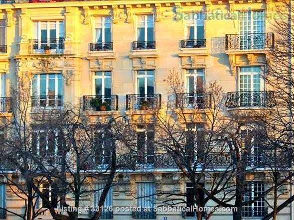 SabbaticalHomes - Home for Rent Paris 75012 France ...
