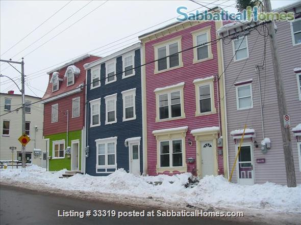 St john 39 s canada home exchange for Newfoundland houses