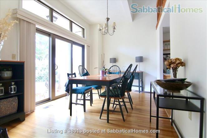 Sabbaticalhomes Home For Rent Cambridge M Achusetts 02138 United States Of America Furnished Two Bedroom Townhouse In