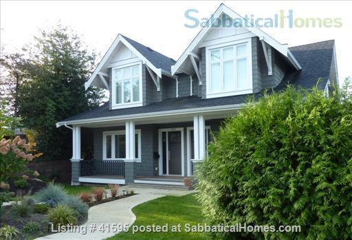 SabbaticalHomes Home For Rent Vancouver British Columbia Canada - 3 bedroom house rent